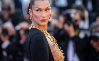 Bella Hadid revolutionized the red carpet at Cannes 2021