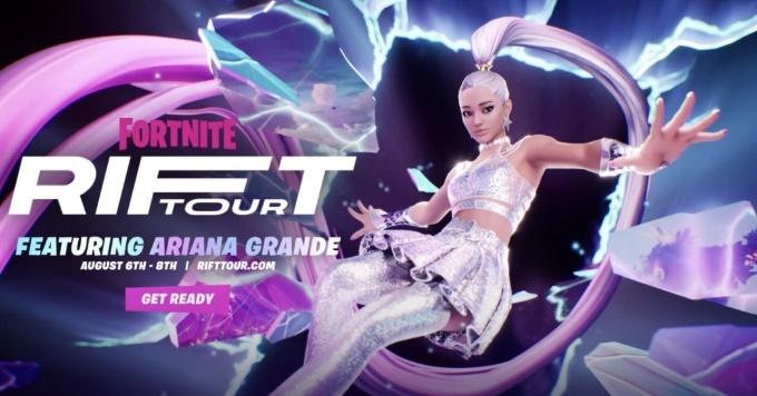 Ariana Grande, virtual diva